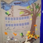 Finished Tapestry for Lagan Navigation Trust