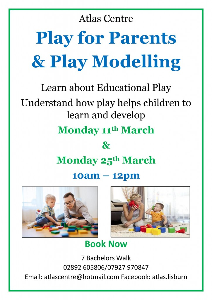 Play for Parents & Play Modelling