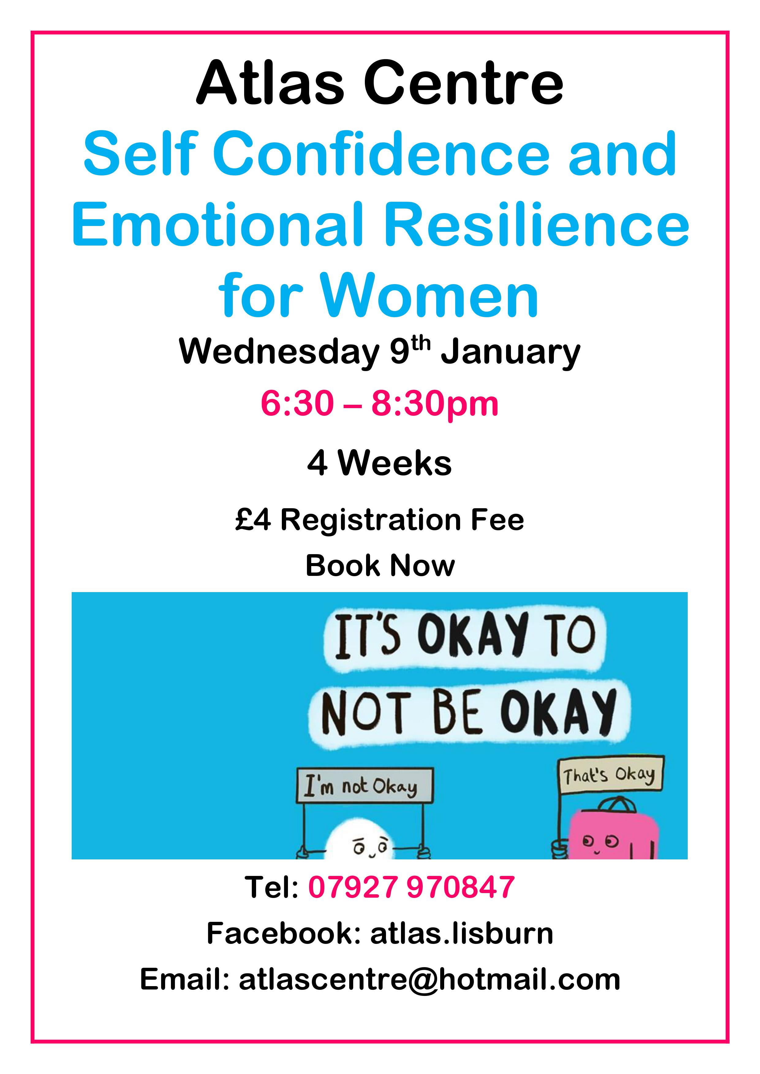 Womens emotional resilience