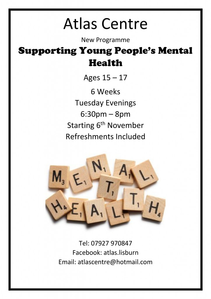 Young Peoples Mental health