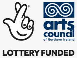 Lottery Funded Arts Council logo